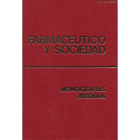 Farmacéuntico y sociedad