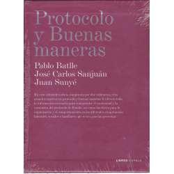 Protocolo y buenas maneras. 2 tomos
