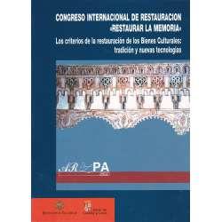 "Congreso Internacional de Restauración ""Restaurar la Memoria"""
