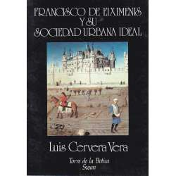 Francisco de Eiximenis y su sociedd urbana ideal
