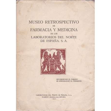 Museo retrospectivo de Farmacia y Medicina de los Laboratorios del Norte de España