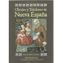 OBRAJES Y TEJEDORES DE NUEVA ESPAÑA (1700-1810)