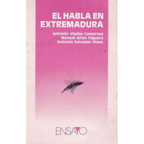 El habla en Extremadura