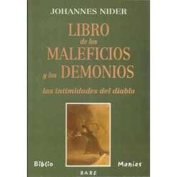 Libro de los maleficios y los demonios. Las intimidades del diablo