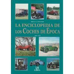La enciclopedia de los coches de época 1886-1940