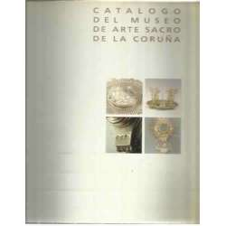 Catálgo del Museo de Arte Sacro de la Coruña