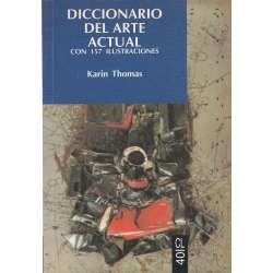 DICCIONARIO DEL ARTE ACTUAL.