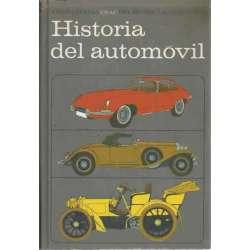 HISTORIA DEL AUTOMÓVIL.