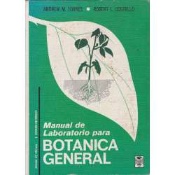 MANUAL DE LABORATORIO PARA BOTÁNICA GENERAL
