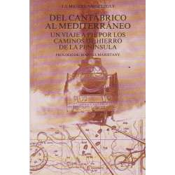 Del Cantábrico al Mediterráneo. Un viaje a pie por los caminos de hierro de la península