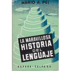 La maravillosa historia del lenguaje
