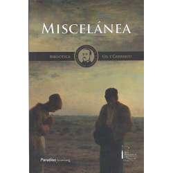 BIBLIOTECA GIL Y CARRASCO. Vol. V.- Miscelánea
