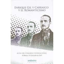 Enrique Gil y Carrasco y el Romanticismo. Actas del Congreso Internacional