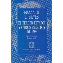 EL TERCER ESTADO Y OTROS ESCRITOS DE 1789