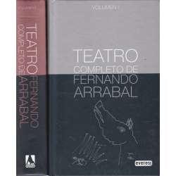 Teatro completo de Fernando Arrabal. II tomos