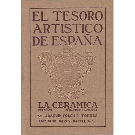 EL TESORO ARTÍSTICO DE ESPAÑA El Mueble