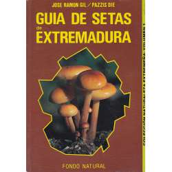 Guía de setas de Extremadura
