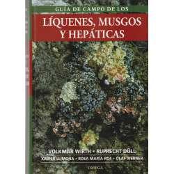 Guía de campo de los líquenes, musgos y hepáticas