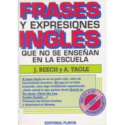 Frases y expresiones del inglés que no se enseñan en la escuela