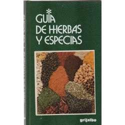 Guía de hierbas y especias