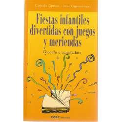FIESTAS INFANTILES DIVERTIDAS CON JUEGOS Y MERIENDAS.