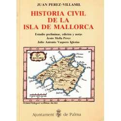 Historia civil de la isla de Mallorca