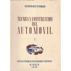TÉCNICA Y CONSTRUCCIÓN DEL AUTOMÓVIL.