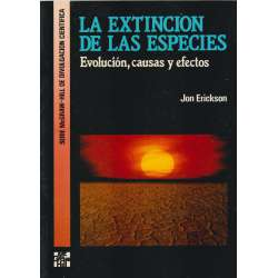 La extinción de las especies. Evolución, causas y efectos