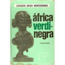 ÁFRICA VERDI-NEGRA. Ilustrado