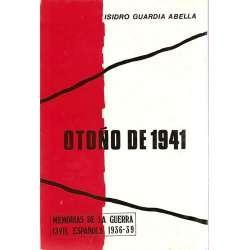 OTOÑO DE 1941 (ENTRE EL ENSAYO Y LA HISTORIA)