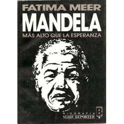 MANDELA. Más alto que la esperanza