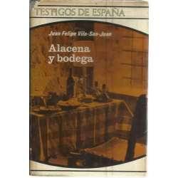 ALACENA Y BODEGA