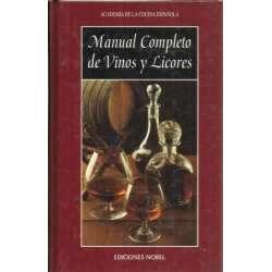 MANUAL COMPLETO DE VINOS Y LICORES