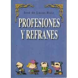 PROFESIONES Y REFRANES
