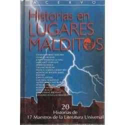 HISTORIAS EN LUGARES MALDITOS