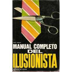 MANUAL COMPLETO DEL ILUSIONISTA