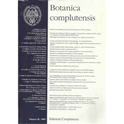 BOTANICA COMPLUTENSIS