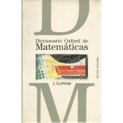 DICCIONARIO DE OXFORD DE MATEMÁTICAS