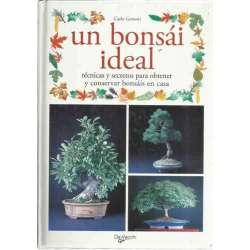 UN BONSÁI IDEAL. Técnicas y secretos para obtener y conservar bonsáis en casa