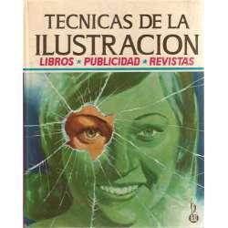 TECNICAS DE LA ILUSTRACIÓN. Libros, Publicidad. Revistas.
