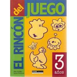 EL RINCÓN DEL JUEGO. 3 años.