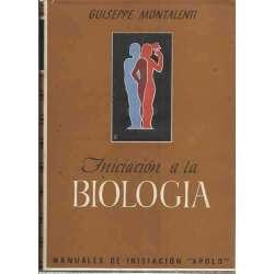INICIACIÓN A LA BIOLOGÍA