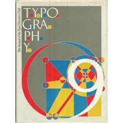 TYPOGRPHY. 9. The annual of the Type Directors Club
