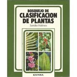 BOSQUEJO DE CLASIFICACIÓN DE PLANTAS