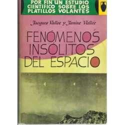 FENÓMENOS INSÓLITOS DEL ESPACIO