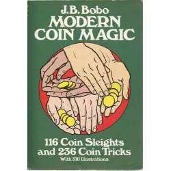 MODERN COIN MAGIC. 116 coin sleights and 236 coin tricks