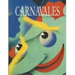 CARNAVALES. Colección de carteles del círculo de Bellas Artes