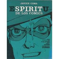 ESPÍRITU DE LOS CÓMICS. Con 6 episodios de The Spirit por Will Eisner