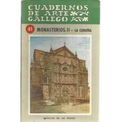 Cuadernos de Arte Gallego. 41. Monasterios. II- La Coruña
