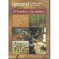 EL HOMBRE Y LA MADERA. II TOMOS.